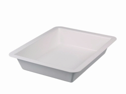Photographic trays LaboPlast®, PVC, deep form, without ribs on bottom