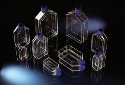 "Cell Culture Flasks, Nunclon™"" Surface, PS/HDPE, sterile"