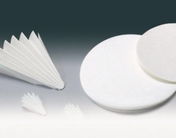 Filtreerpapier, kwalitatief, natsterk, type 1288, vouwfilters