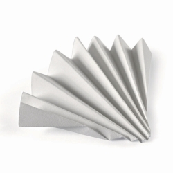 Filtrierpapiere Sorte 593 ½, qualitativ, Faltenfilter