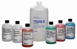 Etalons Orion™ et solutions TISAB pour électrodes pour le fluorure