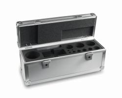 Mallette en aluminium pour jeux de poids étalon classe E1, E2, F1, F2 et M1