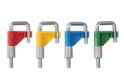"""Pinces de tuyaux flexibles """"Stop-it"""", PVDF"""