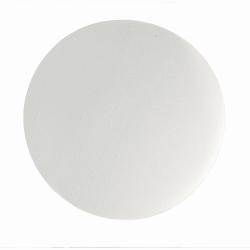 Papier filtre qualitatif, type N° 595 filtration moyenne, filtre rond