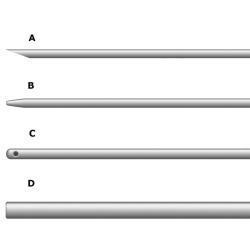 Canules NM1 / 2,5