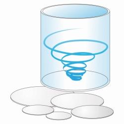 Filtre membrane PES