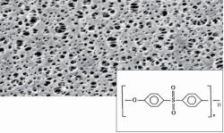 Filtres membranes PES, hydrophiles