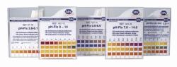 Tiras indicadoras de pH-Fix, especiales
