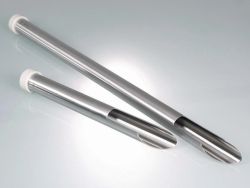 Sampler Tubes, V4A stainless steel, according to ISTA