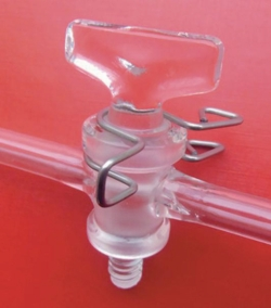 Clipox® Schliffklemmen für Normschliffe