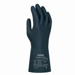 Gants de protection chimique uvex profapren CF 33, chloroprène/latex