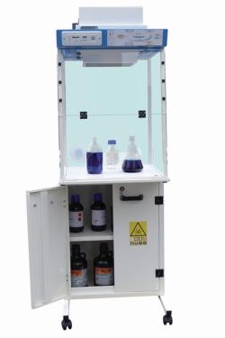 Station de travail avec hotte de filtration série Package LABOPUR® H
