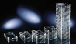 Chambre de culture cellulaire avec surface traitée Nunclon™Δ, en PS, stérile WWW-Interface