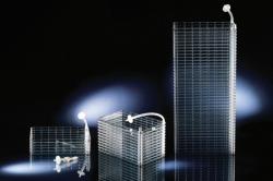 Chambre de culture cellulaire à échange gazeux avec surface traitée Nunclon™Δ, en PS, stérile WWW-Interface