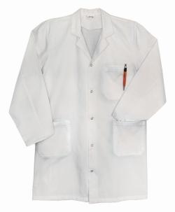 LLG-Labormantel, 100 % Baumwolle