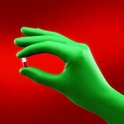 Chemikalienschutzhandschuhe DermaShield®, Polychloropren, steril LLG WWW-Katalog