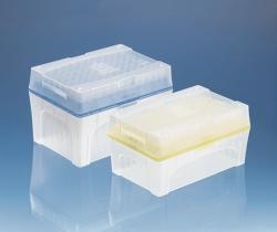 Puntali per Pipette, in Tip-Box, sterili, Bio-Cert®