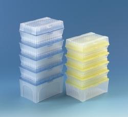Ricarica puntali per pipette, Tip-StackTM, non sterili