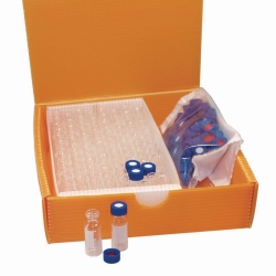 LLG-2in1 KITs with crimp neck vials ND11 (wide opening)