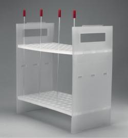 Rack per tubi NMR, PP